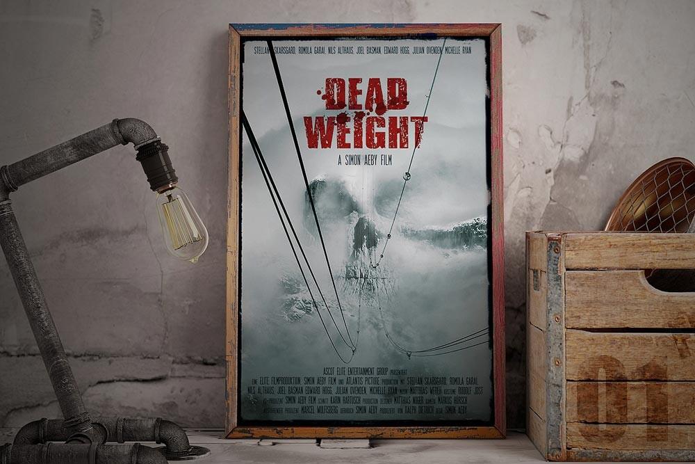 Dead Weight Poster  ACHTUNG! GmbH Bern