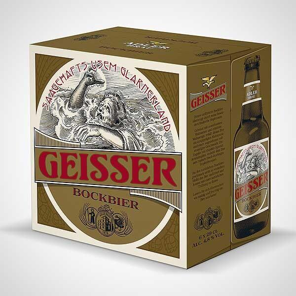 Sixpack Geisser  ACHTUNG! GmbH Bern