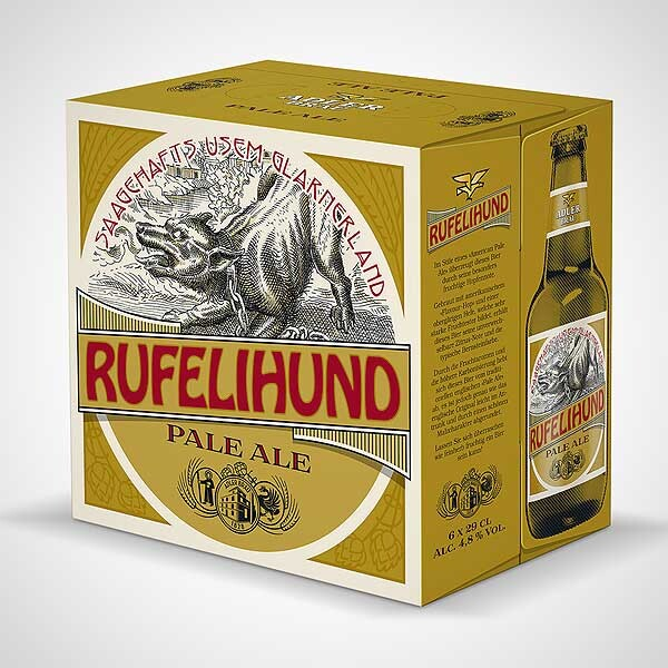 Sixpack Rufelihund  ACHTUNG! GmbH Bern