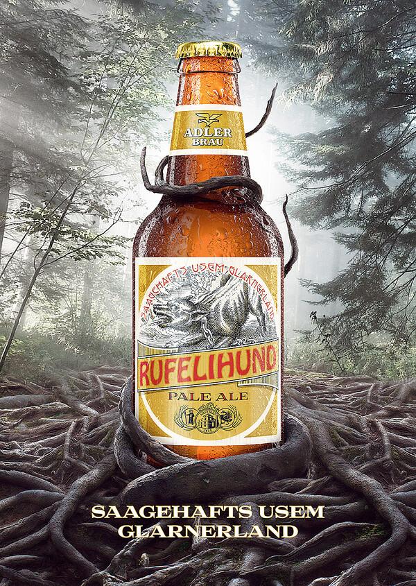 Visual Rufelihund  ACHTUNG! GmbH Bern