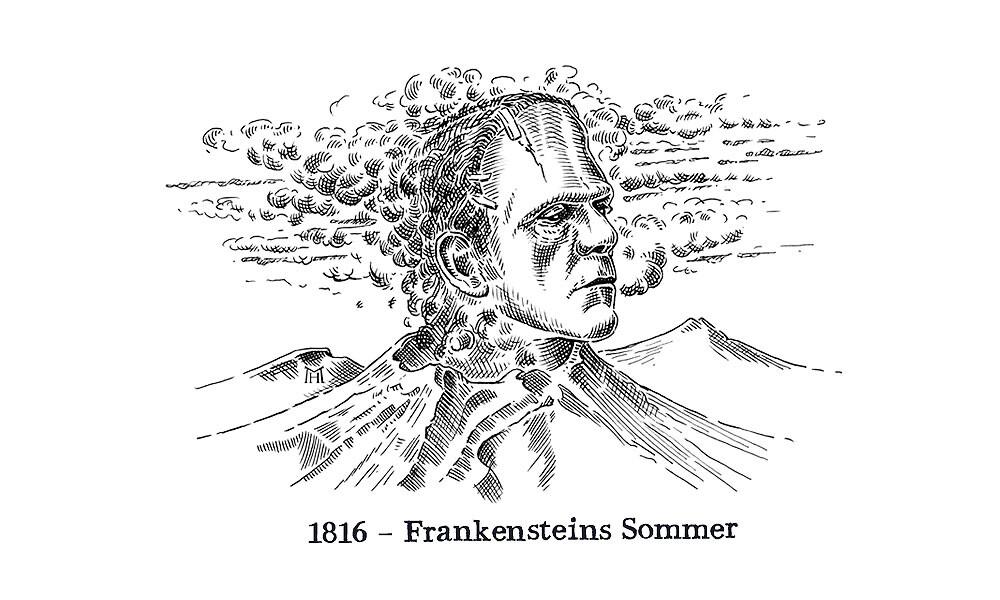 Frankensteins Sommer  ACHTUNG! GmbH Bern