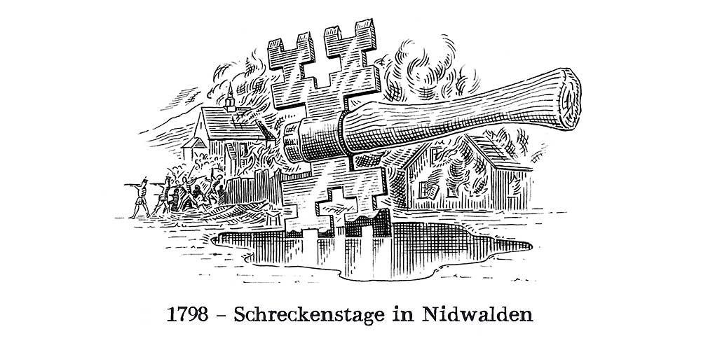 Schreckenstage in Nidwalden  ACHTUNG! GmbH Bern